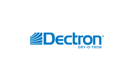 Image of the Dectron logo